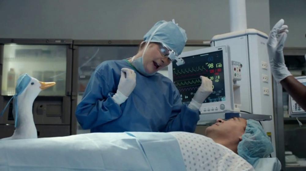Aflac Super Bowl 2017 TV Commercial, 'Surgery'