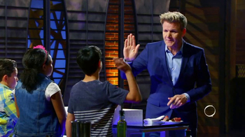 MasterChef Junior Super Bowl 2017 TV Promo