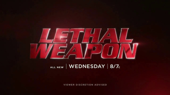 Lethal Weapon Super Bowl 2017 TV Promo - Thumbnail 6