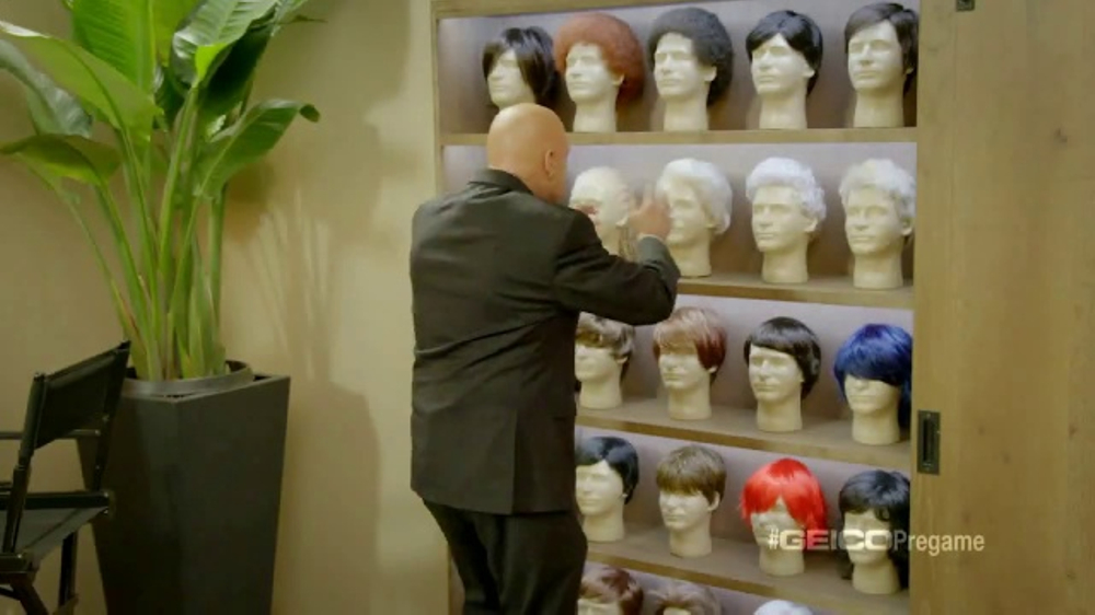 Geico Tv Commercial Pregame Haircare Featuring Terry Bradshaw