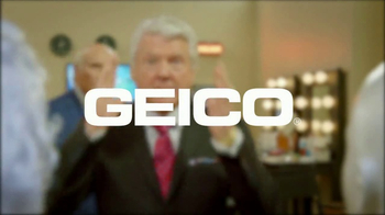 GEICO TV Spot, 'Pregame Haircare' Featuring Terry Bradshaw, Jimmy Johnson - Thumbnail 8