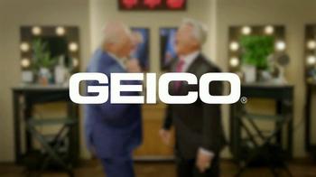 GEICO TV Spot, 'Pregame Pump Up' Featuring Terry Bradshaw, Jimmy Johnson - Thumbnail 9