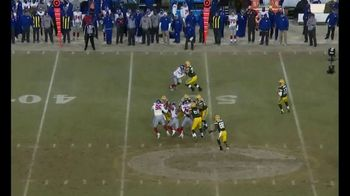 NFL Experience Times Square TV Spot, 'Step into the Game' - 2 commercial airings