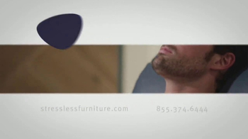 Ekornes Stressless Furniture TV Spot, 'Get More Luxury' - Thumbnail 5