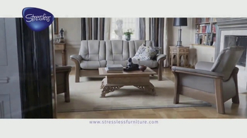 Ekornes Stressless Furniture TV Spot, 'Get More Luxury' - Thumbnail 4