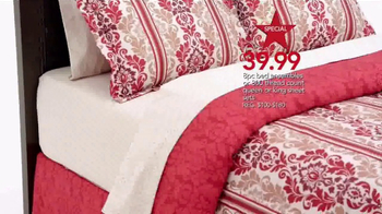 Macy's Super Weekend Sale TV Spot, 'Bedding and Kitchen' - Thumbnail 4