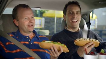 Sonic Drive-In $3.99 Footlong and Tots TV Spot, 'Limo' - 2589 commercial airings