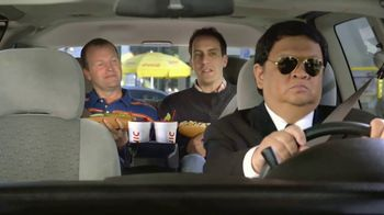 Sonic Drive-In $3.99 Footlong and Tots TV Spot, 'Limo' - Thumbnail 7