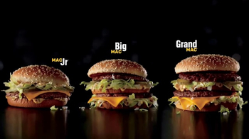 McDonald's TV Spot, 'Three Sizes' - Thumbnail 7