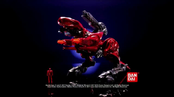 Power Rangers Epic T-Rex Zord TV Spot, 'Fire Power' - Thumbnail 8
