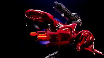 Power Rangers Epic T-Rex Zord TV Spot, 'Fire Power' - Thumbnail 6