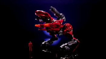 Power Rangers Epic T-Rex Zord TV Spot, 'Fire Power' - Thumbnail 7