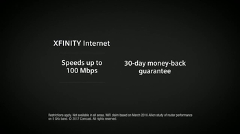 XFINITY Internet TV Spot, 'WiFi at Home' Featuring Chris Hardwick - Thumbnail 9