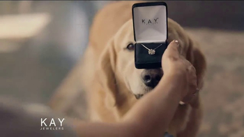 Kay Jewelers TV Spot, \'2017 Valentine\'s Day: Get Your Kiss On\'
