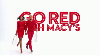 Macy's TV Spot, 'Go Red for Women' - Thumbnail 1