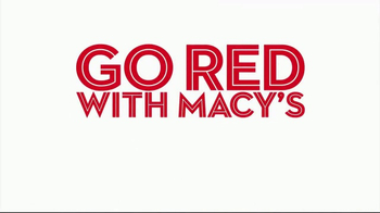 Macy's TV Spot, 'Go Red for Women' - Thumbnail 2
