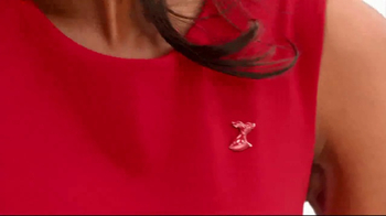 Macy's TV Spot, 'Go Red for Women' - Thumbnail 3