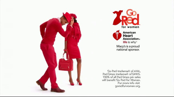 Macy's TV Spot, 'Go Red for Women' - Thumbnail 4