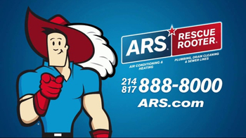 ARS Rescue Rooter TV Spot, 'Heating System Tune-Up' - Thumbnail 2