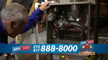 ARS Rescue Rooter TV Spot, 'Heating System Tune-Up' - Thumbnail 7