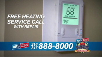 ARS Rescue Rooter TV Spot, 'Heating System Tune-Up' - Thumbnail 8