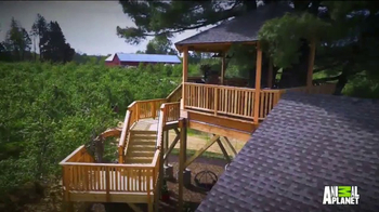 Angry Orchard TV Spot, 'Animal Planet: Treehouse Masters Sweepstakes' - Thumbnail 7