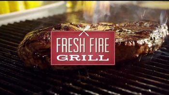 Golden Corral Fresh Fire Grill TV Spot, 'Deleitando el paladar' [Spanish] - 139 commercial airings
