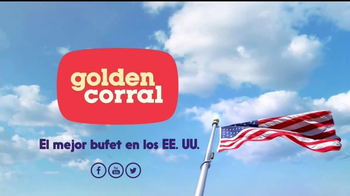 Golden Corral Fresh Fire Grill TV Spot, 'Deleitando el paladar' [Spanish] - Thumbnail 8