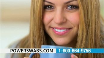 Power Swabs TV Spot, 'Coffee Smile'