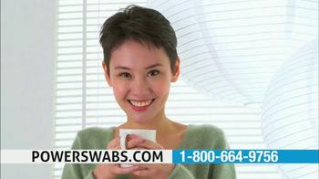 Power Swabs TV Spot, 'Coffee Smile' - Thumbnail 1