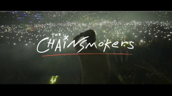 The Chainsmokers '2017 Memories: Do Not Open Tour' - 3 commercial airings