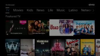 XFINITY On Demand TV Spot, 'The Quad' - Thumbnail 10