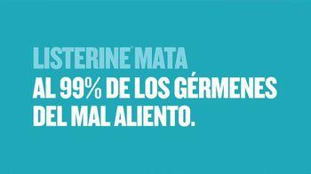 Listerine Cool Mint TV Spot, '¿Cómo es no sentirse 100% fresco?' [Spanish] - Thumbnail 1