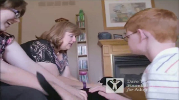 Dave Thomas Foundation TV Spot, 'It's Worth It' - Thumbnail 7