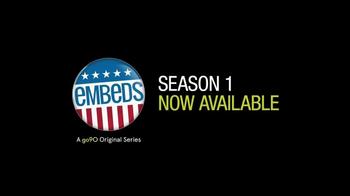 Go90 TV Spot, 'Embeds: Season 1' - Thumbnail 9