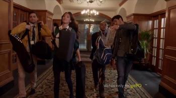Go90 TV Spot, 'Embeds: Season 1' - Thumbnail 2