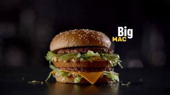 McDonald's Big Mac TV Spot, 'Tres tamaños' [Spanish] - Thumbnail 2