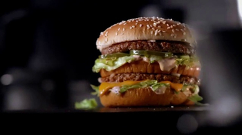 McDonald's Big Mac TV Spot, 'Tres tamaños' [Spanish] - Thumbnail 5