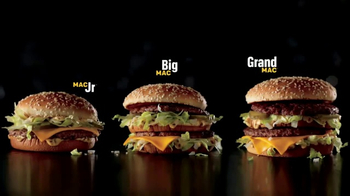 McDonald's Big Mac TV Spot, 'Tres tamaños' [Spanish] - Thumbnail 6