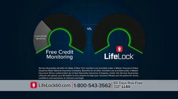LifeLock TV Spot, 'Faces: V4' - Thumbnail 4