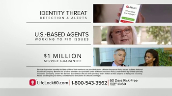 LifeLock TV Spot, 'Faces: V4' - Thumbnail 6