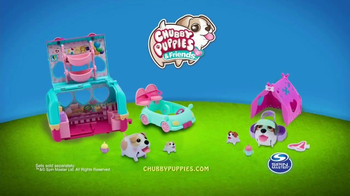 Chubby Puppies Vacation Camper Playset TV Spot, 'Hit the Road' - Thumbnail 9