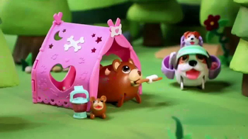 Chubby Puppies Vacation Camper Playset TV Spot, 'Hit the Road' - Thumbnail 3