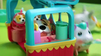 Chubby Puppies Vacation Camper Playset TV Spot, 'Hit the Road' - Thumbnail 6