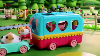 Chubby Puppies Vacation Camper Playset TV Spot, 'Hit the Road' - Thumbnail 8