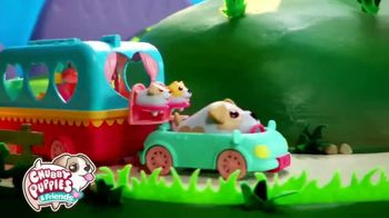 Chubby Puppies Vacation Camper Playset TV Spot, 'Hit the Road'
