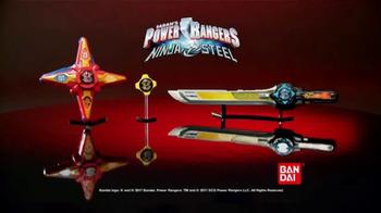 Power Rangers Ninja Steel TV Spot, 'Power Up' - Thumbnail 5