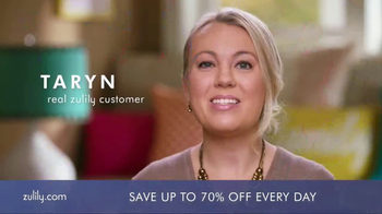 Zulily TV Spot, 'Up to 70% Off' - Thumbnail 4