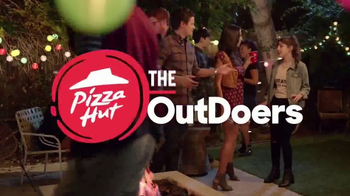 Pizza Hut TV Spot, 'The OutDoers: The Zoey' - Thumbnail 1