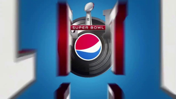 Pepsi Super Bowl 2017 Teaser, 'Countdown: 3 Days' Song by Lady Gaga - Thumbnail 6